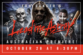Australian premiere - tickets available now!