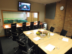 Humber Client Viewing Room