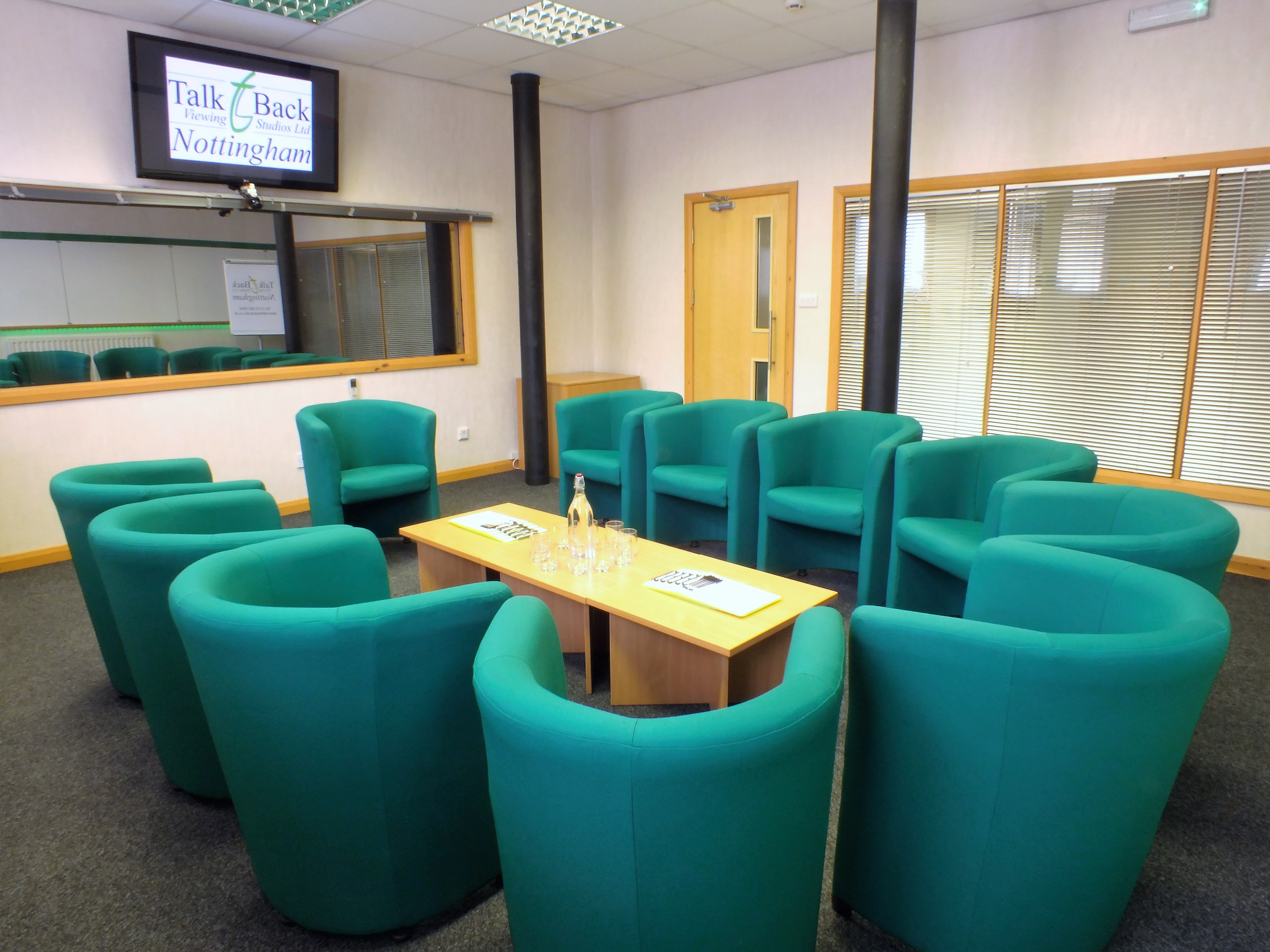 Humber Discussion Room