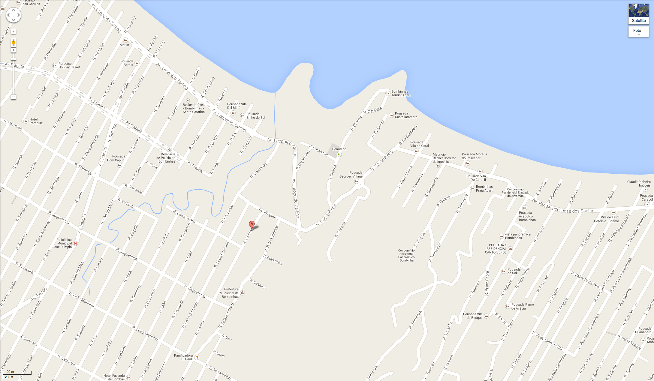 RESIDENCIAL LAGOINHA BEACH