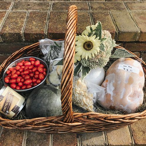 Produce & Pasture Raised Chicken Share