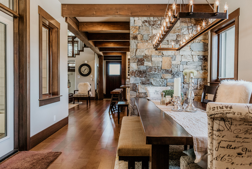 Interior Timber Accents