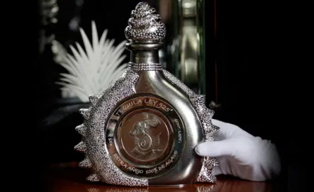 It Takes Seven Years to make this 3.5 million bottle of Tequila