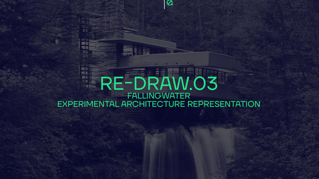 RE-DRAW.03 FALLINGWATER
