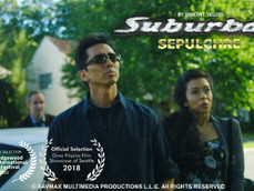 """""""Suburban Sepulchre"""" written, directed, produced by & starring Vincent Veloso has been"""