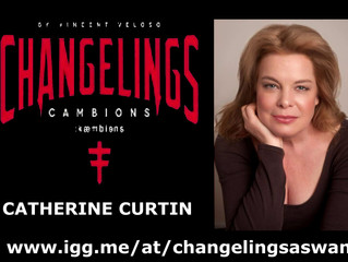 "Catherine Curtin from Netflix ""Orange is the New Black"" and HBO'S new series ""Ins"