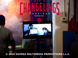 """Changelings: Aswang"" has been accepted to the Grove Film Festival!"