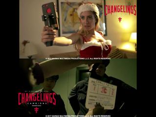 """Vincent Veloso completes filming """"Changelings: Forlorn Lauren"""" with Lauren Francesca, Jeff"""