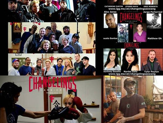 Just 3 more days for the indiegogo for Changelings Aswang Starring Catherine Curtin, Eric Roberts an