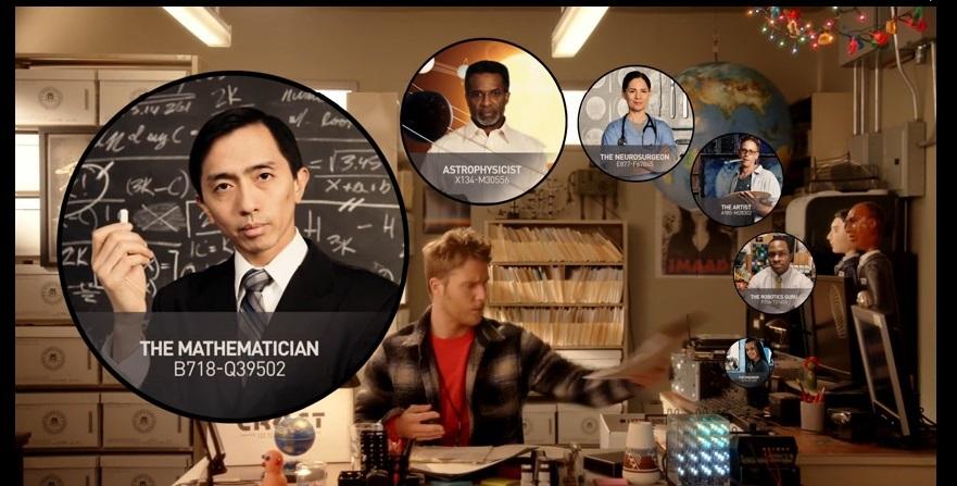 """Limitless"" Mathematician Peter Tau"
