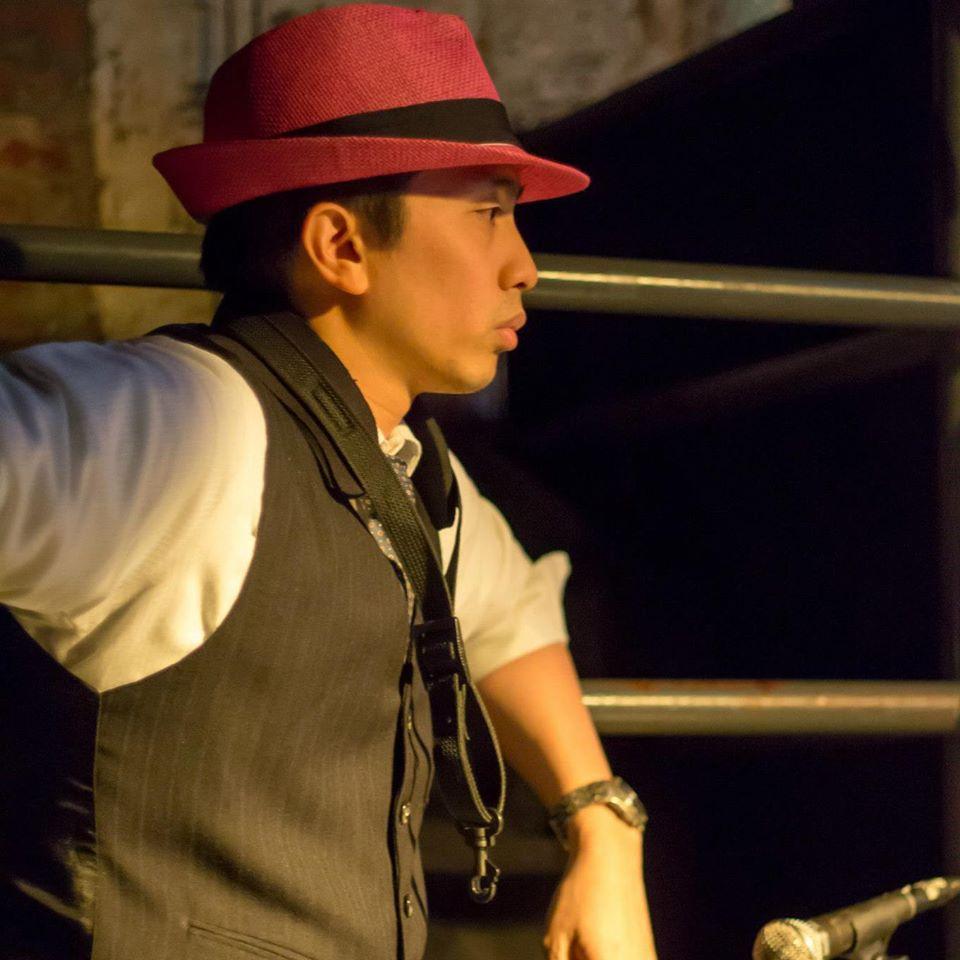 Vincent Veloso CD release concert