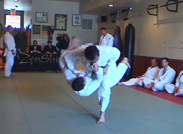 Judoka Vincent Veloso