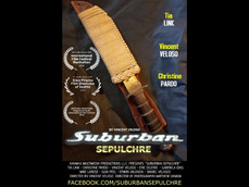 """""""Suburban Sepulchre"""" written, directed, & starring Vincent Veloso is named an official"""