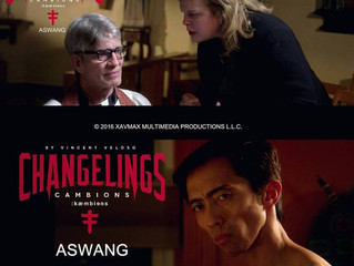 """CHANGELINGS: ASWANG"" trailer with Catherine Curtin, Eric Roberts, Stormi Maya and Vincent"
