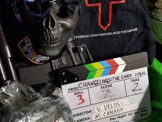 """""""Changelings: The Dark Sigil"""" begins filming. """"Changelings: Aswang"""" named offici"""