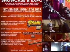 "The Urban Action Showcase has announced screening times ""Changelings: Aswang"" Saturday Nov"