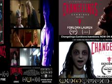 """Changelings """"Forlorn Lauren"""", """"Aswang"""", and """"Episode 3: Descension"""" na"""
