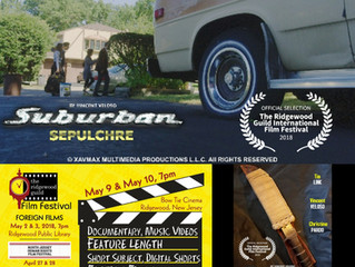 """Suburban Sepulchre"" written/directed/produced by Vincent Veloso named an Official Selecti"
