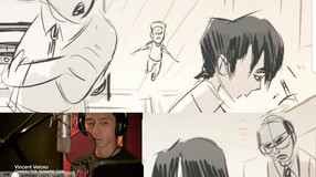 """New """"Ethan Art Venture"""" Animatic released with Vincent Veloso voicing Edward Chin. Vincent"""