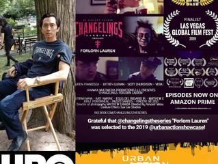 """Changelings: Forlorn Lauren"" by Vincent Veloso named 2019 HBO/Cinemax UASIAFF official Se"
