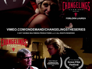 """Changelings:Cambions:kæmbiəns"" Season 2 episodes, ""Aswang"" and ""Forlorn La"