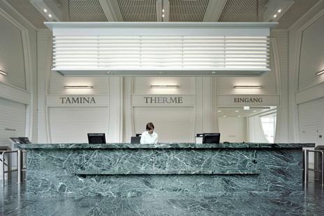 Tamina Therme Bad Ragaz
