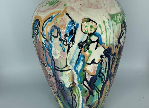 Large Vase IV