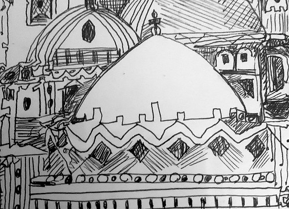 The Old City - Ink