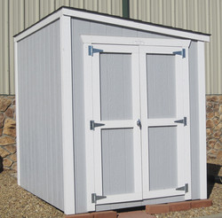 Our Lean-To Shed