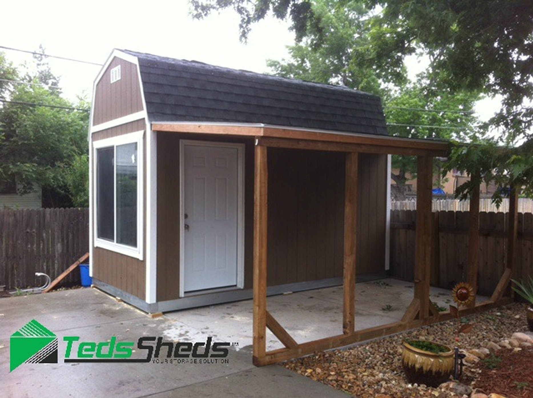 Ted S Sheds Colorado Denver Shed Builder