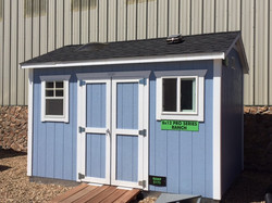 Our Ranch Pro-Series Shed
