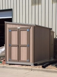 Our Lean-To Pro-Series Shed