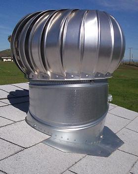 Shed Wind Turbine