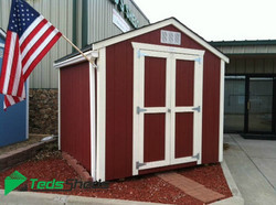 Our Ranch Shed