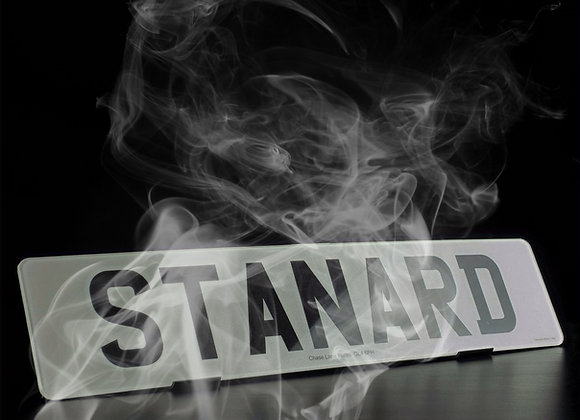 STANDARD PRINTED PLATES