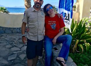 Sonia Quintino é PADI Open Water Diver.
