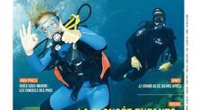 Santo Antao dans le magazine PLONGEZ.