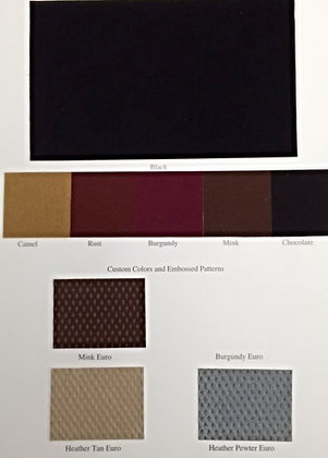 Velpro Color Card