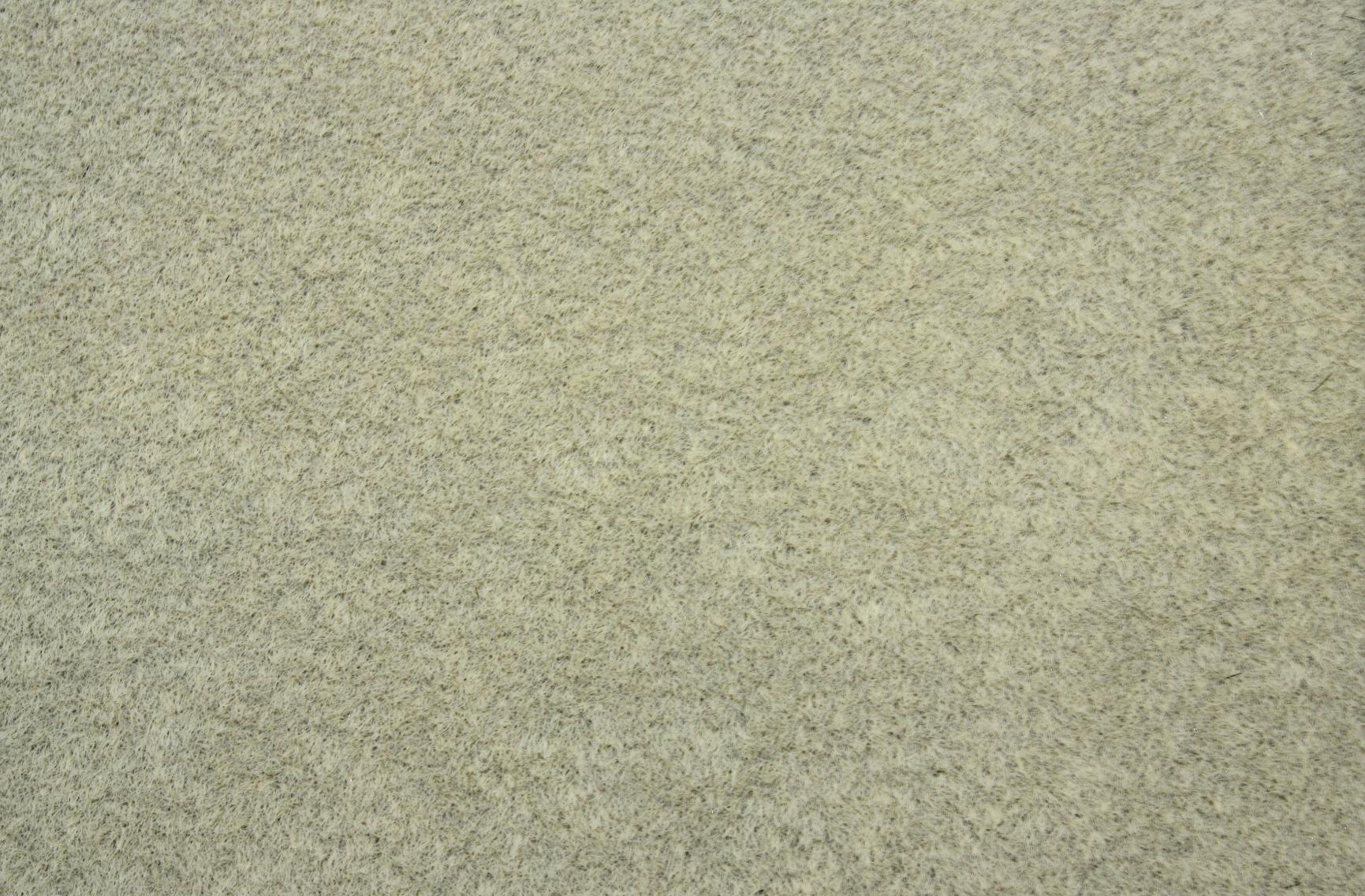 natural flocked auto carpet