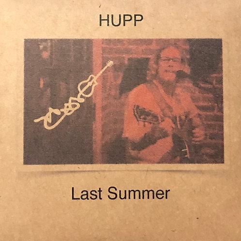 Hupp - Last Summer