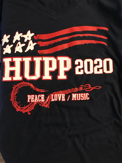 """Hupp 2020"" Campaign T-Shirt"