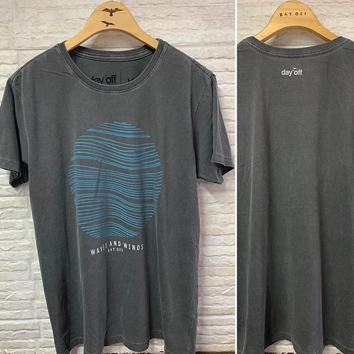 T-SHIRT STONE WAVES AND WINDS