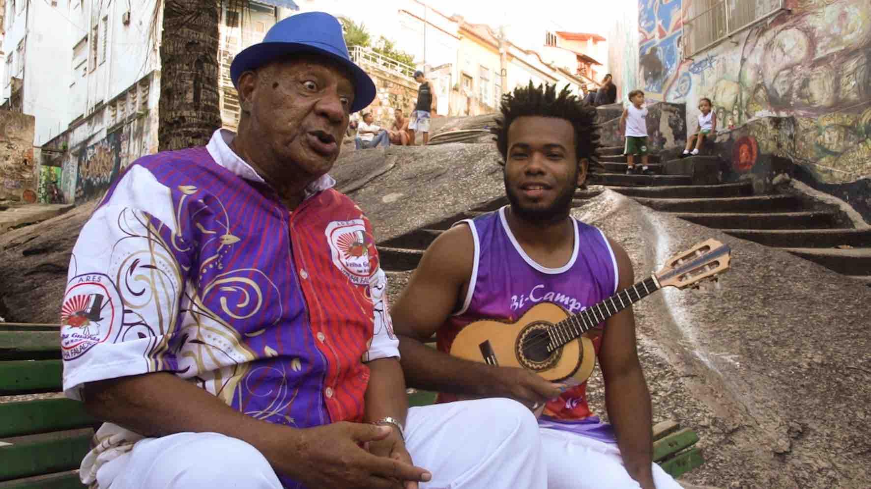 Joel Cabineiro e Léo Torres