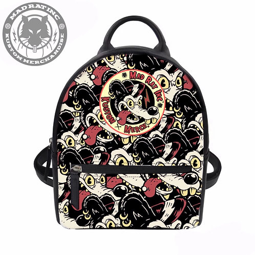 Mini Back Pack (Psycho Rat)