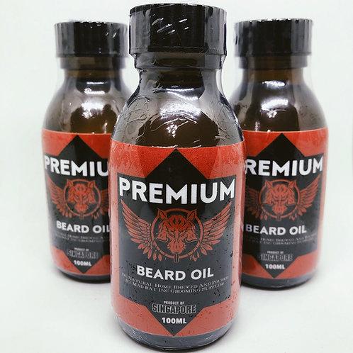 Premium Beard Oil 100ml