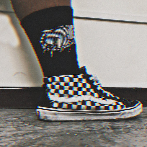 Classic RatHead Crew Socks