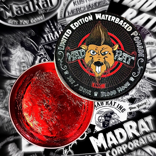 Blood Moon Water Based Pomade