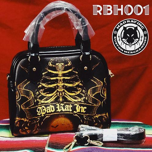Retro Bowler Handbag