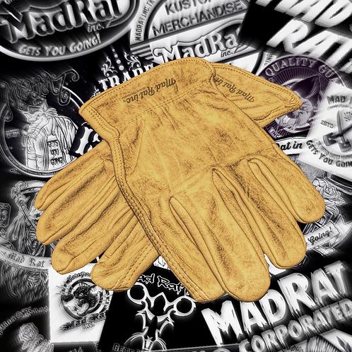 Retro Moto Gloves