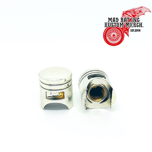 Assorted Tyre Valve Caps